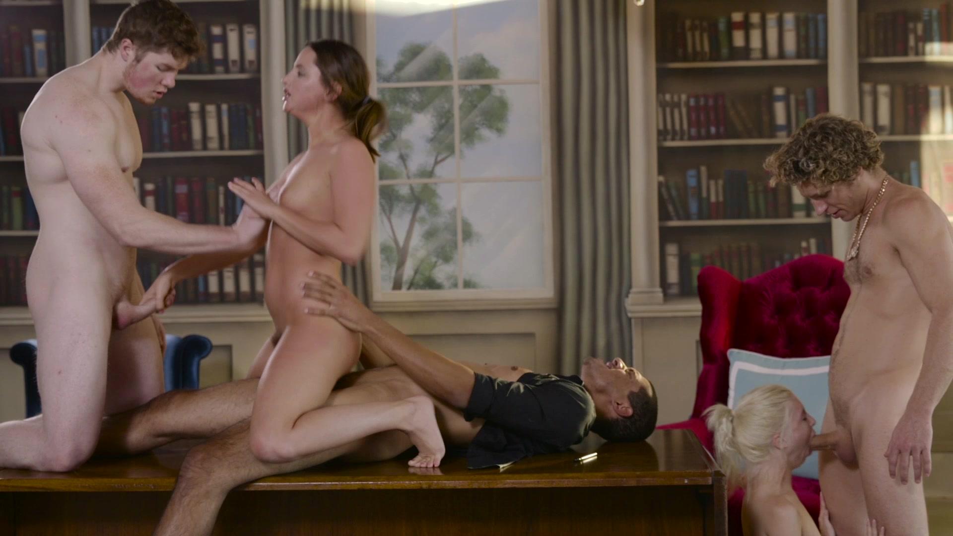 swingers sex scene