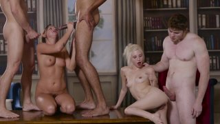 Streaming porn video still #9 from Swingers Club, The