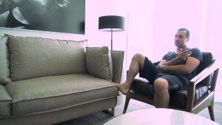 Streaming porn video still #1 from James Deen's Sex Tapes: Off Set Sex 6