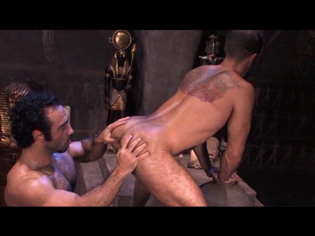 Streaming porn video still #1 from Hairy Boyz 17