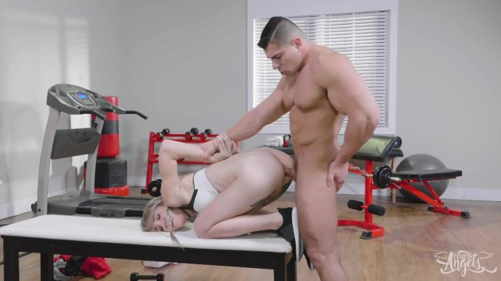 Streaming porn video still #1 from Hardcore Workout