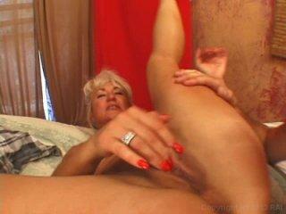 Streaming porn video still #1 from G.I.L.T.F (Grannies I'd Like to Fuck) #5