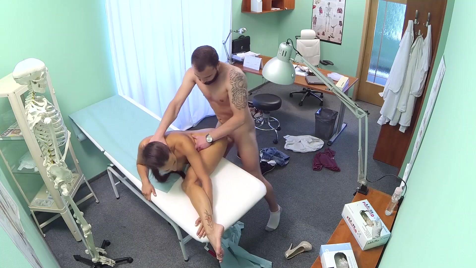 Nurse Fucking The Hospital