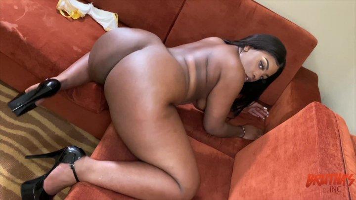 Streaming porn video still #2 from Big Black Ass Movie Vol. 3, The