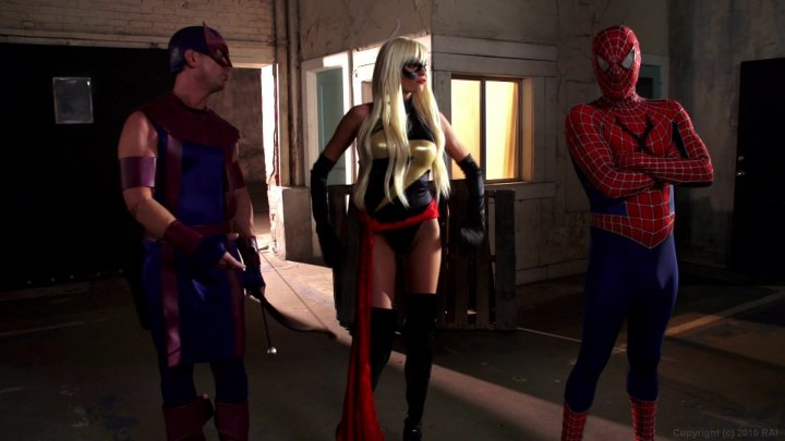 Streaming porn video still #3 from Avengers XXX 2