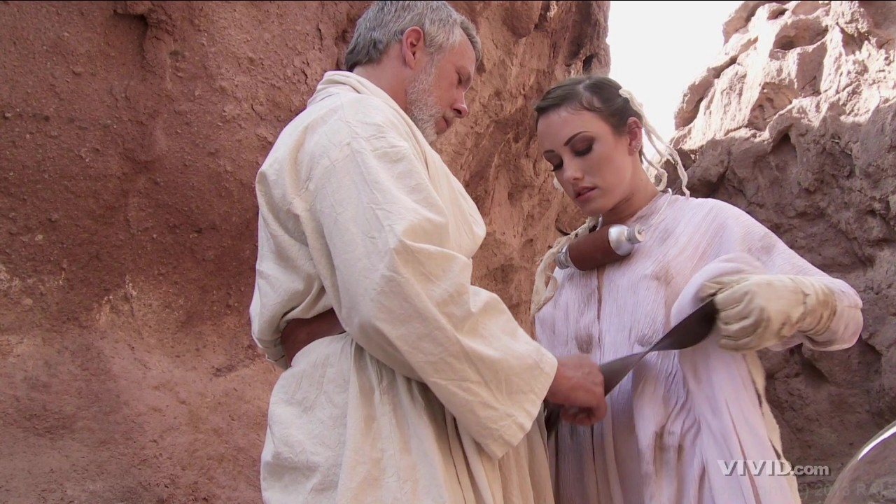 Star Wars Xxx A Porn Parody 2011  Adult Dvd Empire-7685