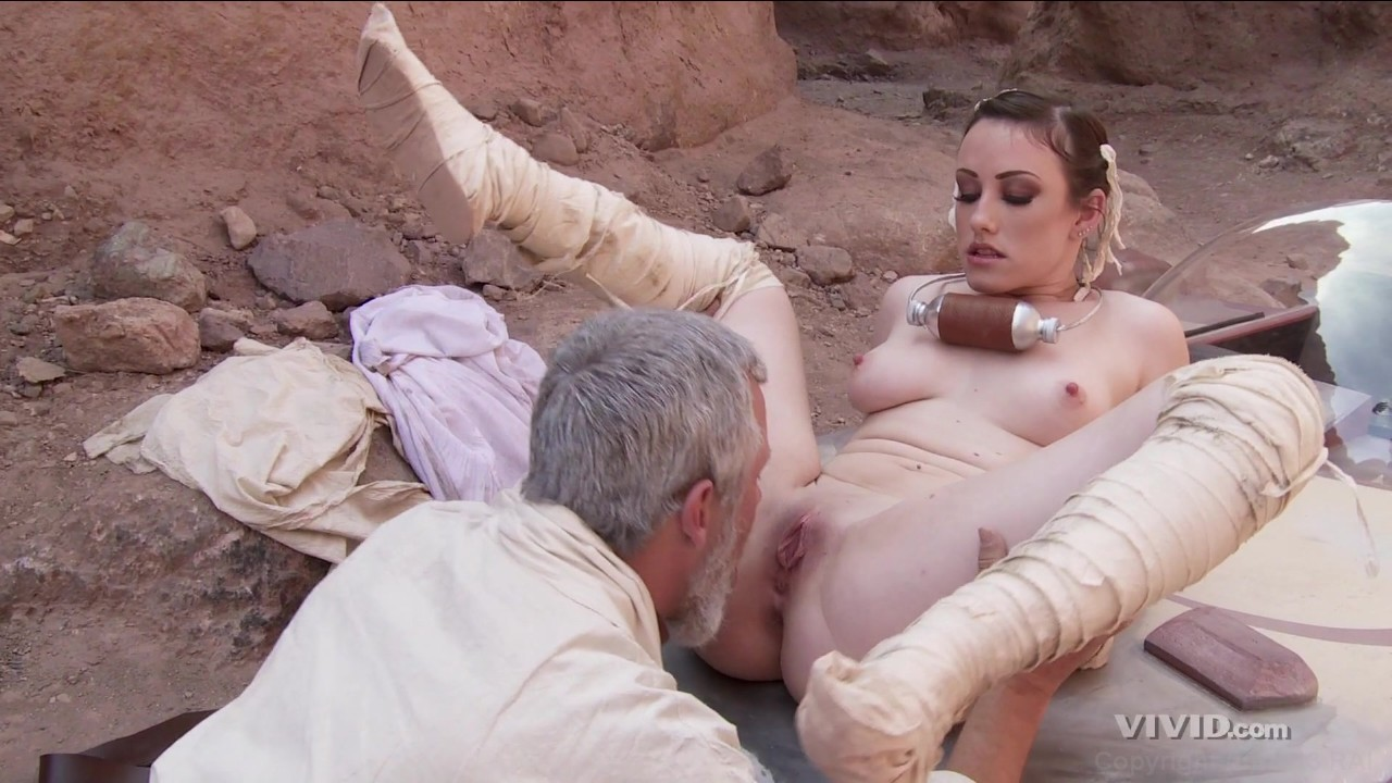Star Wars Xxx A Porn Parody Streaming Or Download Video -5493
