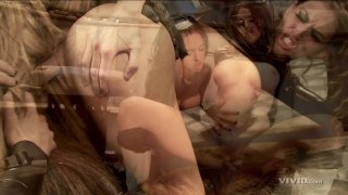 Streaming porn video still #9 from Star Wars XXX: A Porn Parody