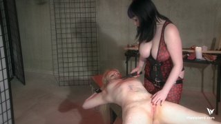 Streaming porn video still #8 from Thank You Mistress, May I Have Another?