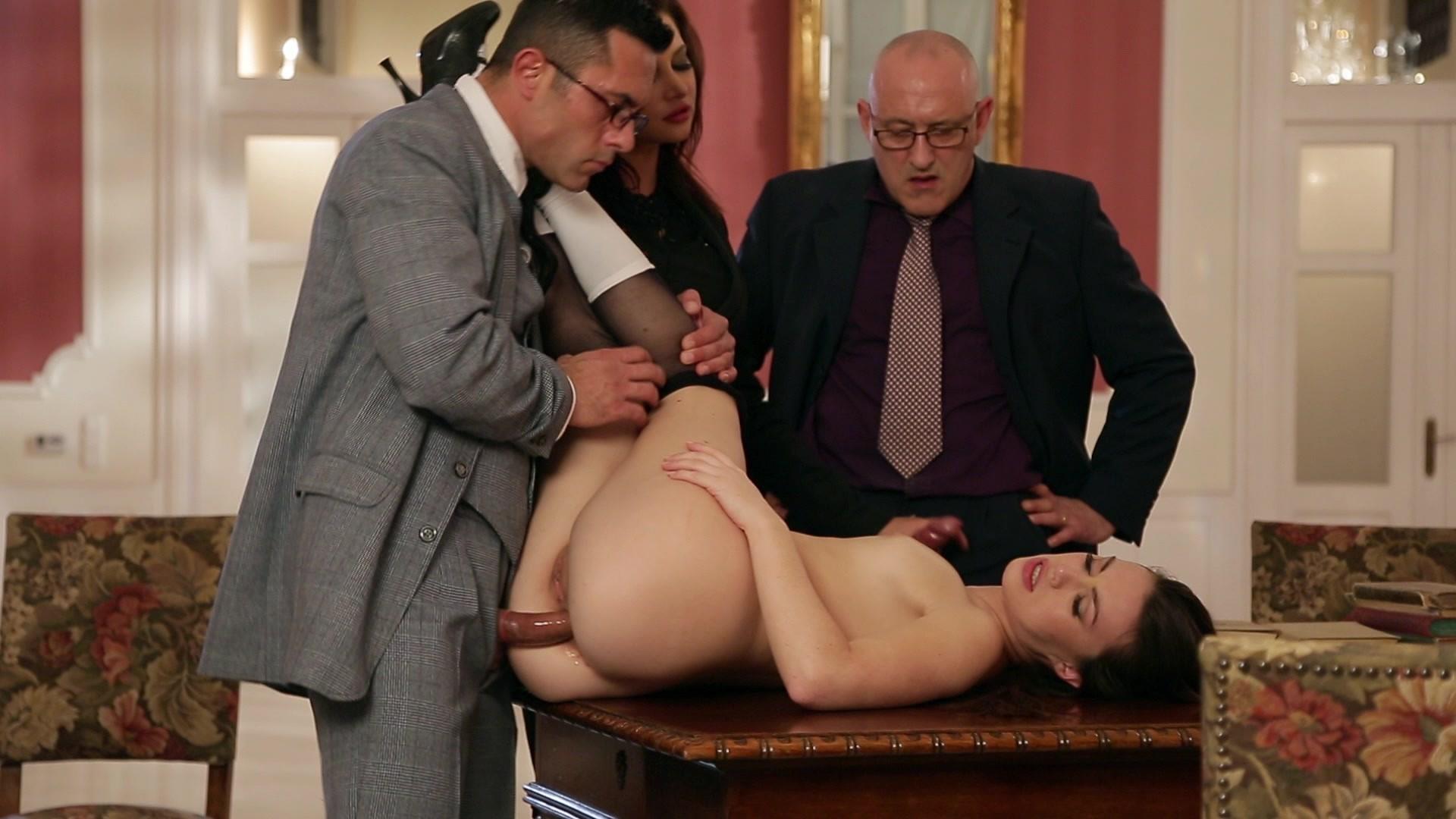 Punishment porn movie