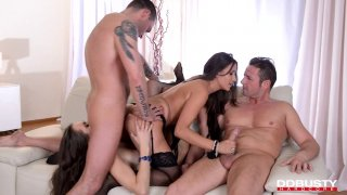 4 way pussy bang porn movies