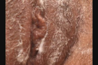 Streaming porn scene video image #3 from Granny Gets Her Muff Shaved