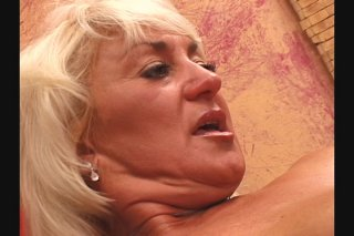 Streaming porn scene video image #4 from Granny Gets Her Muff Shaved