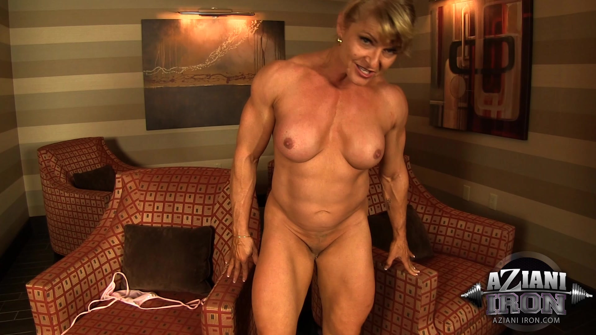 Gina On Backroom Casting Couch
