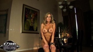 Streaming porn video still #4 from Muscle MILFs