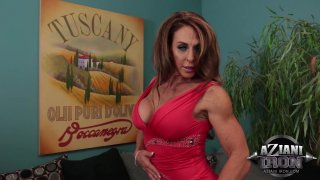 Streaming porn video still #1 from Muscle MILFs