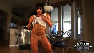 Streaming porn video still #7 from Muscle MILFs