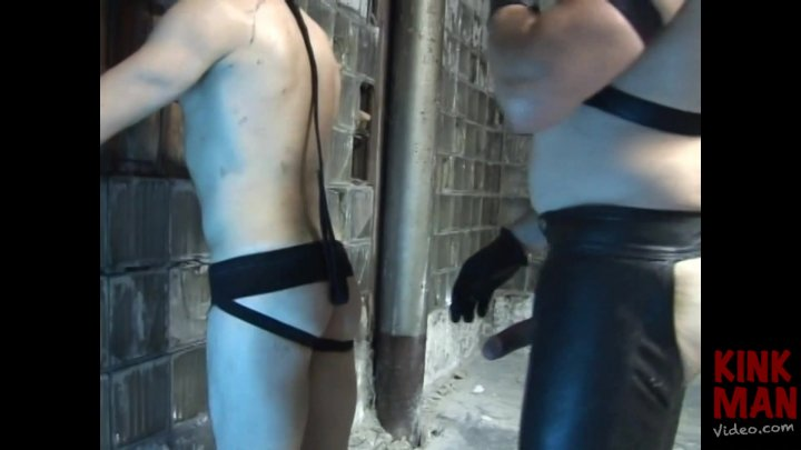 Streaming porn video still #1 from Kinkfest 11: Leather Dads