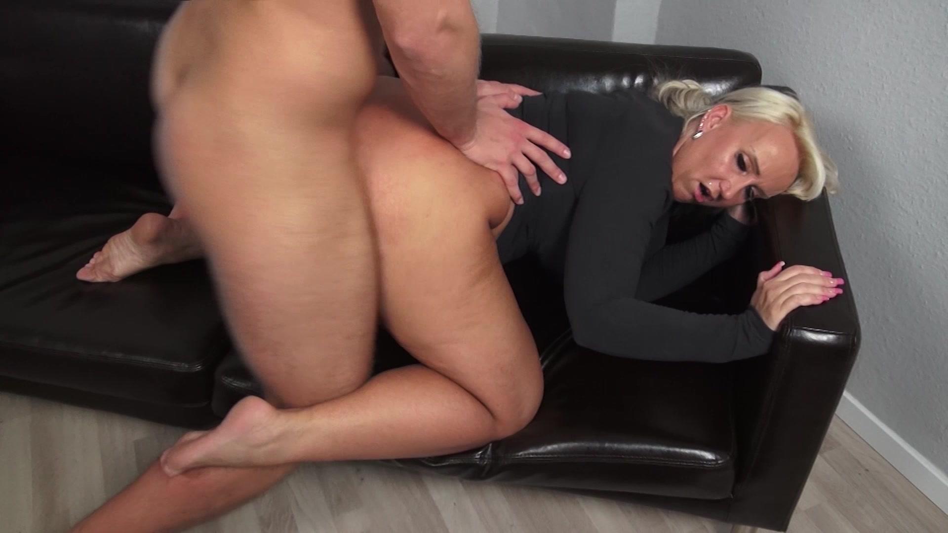 German Milf Video