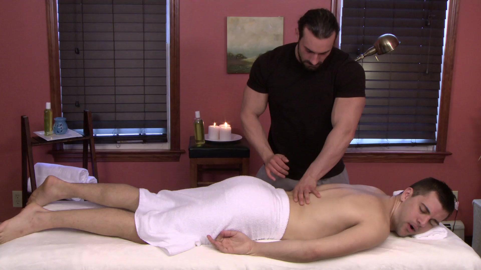 Steve borges massage therapist