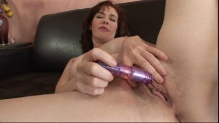 Streaming porn video still #7 from Your Mom's Hairy Pussy #2