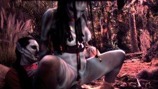 Streaming porn video still #1 from This Ain't Avatar XXX  3-D