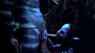 Streaming porn video still #1 from This Ain't Avatar XXX (2D Version)