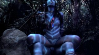 Streaming porn video still #7 from This Ain't Avatar XXX (2D Version)