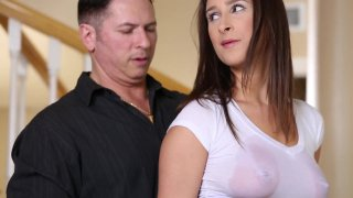 Streaming porn video still #1 from Daddy Loves My Big Tits