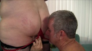 Screenshot #22 from My Stepfather's 1st Anal. With Me.