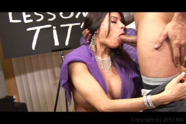 Streaming porn video still #1 from Big Boob Squirting Teachers #4