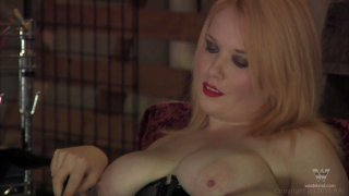 Streaming porn video still #5 from FemDoms And Sissy Boys