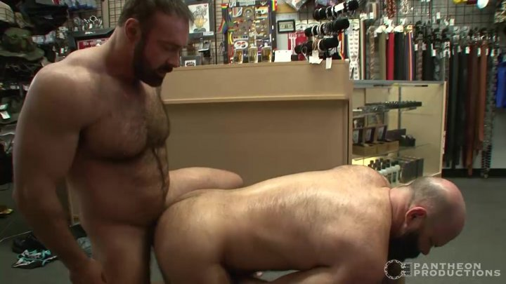 Streaming porn video still #1 from Muscle Dads in the Sun