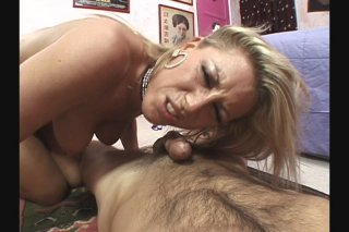 Streaming porn scene video image #5 from Delicious MILF hammered on the floor by her son
