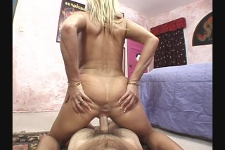 Streaming porn scene video image #6 from Delicious MILF hammered on the floor by her son