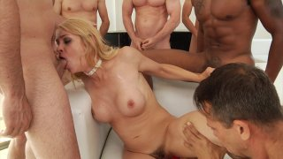 Streaming porn video still #5 from Massive Swallow