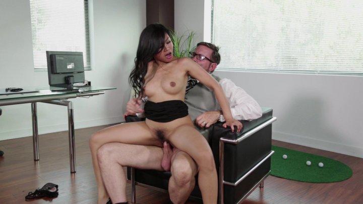 Streaming porn video still #2 from An Inconvenient Mistress