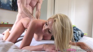 Streaming porn video still #7 from Step Brother . . . Cum Inside Me #6
