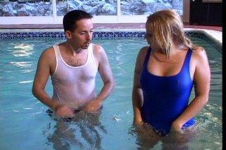 Streaming porn video still #2 from Big Tit Swim Team