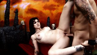Streaming porn video still #8 from Cindy Queen Of Hell