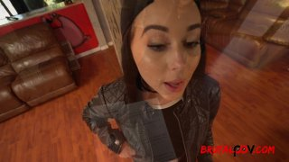 Streaming porn video still #1 from Bratty Stepdaughter Gets Punished