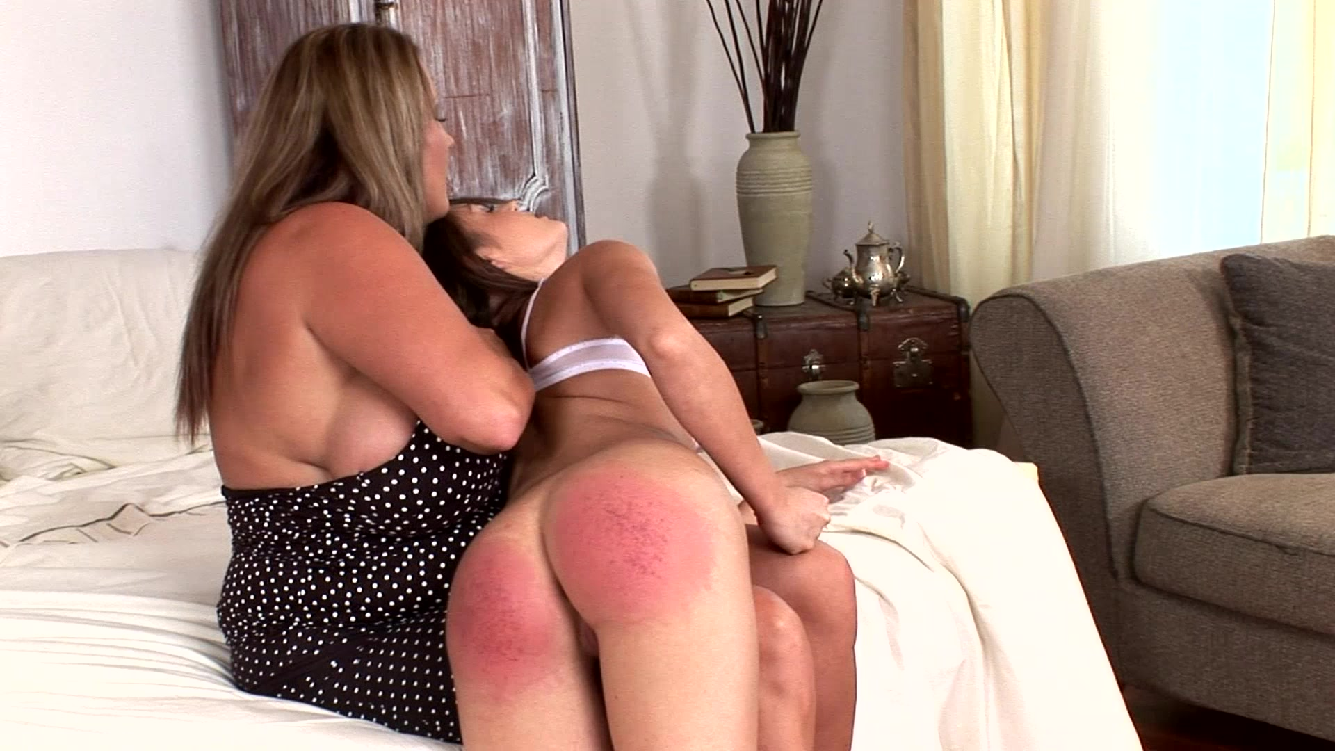 Porn trailers containing bondage and spanking