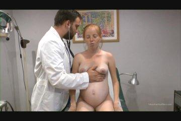 pregnant Alyssa porn hart