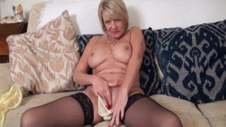 Streaming porn video still #5 from Mature British Lesbians #4