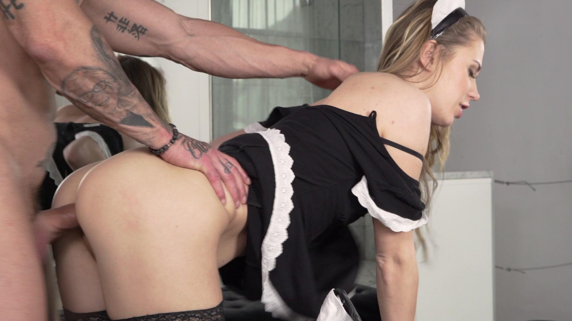 Naughty maids room sex service dvd