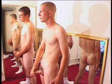 Skinny gay two scene two porn