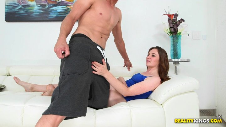 Streaming porn video still #1 from First Time Auditions Vol. 38