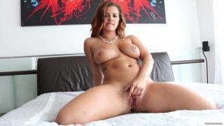 Super Hot Brunette Keisha Grey Gets Filled with a Big Hard Cock
