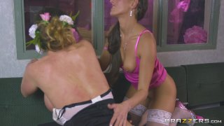 Streaming porn video still #5 from Moms In Control 7
