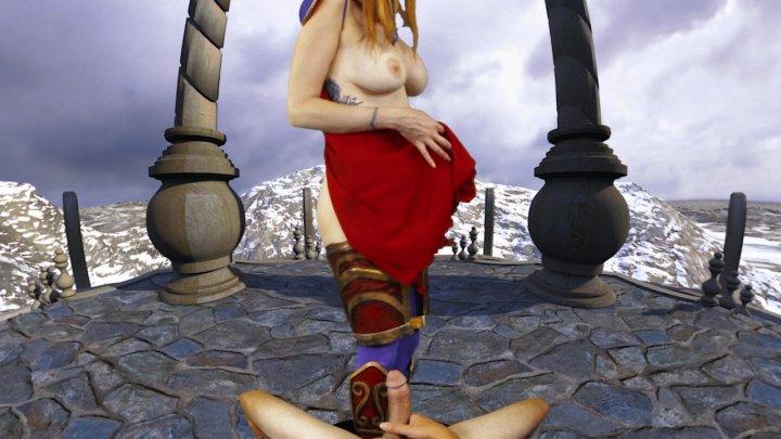 Streaming porn video still #1 from Whorecraft: Legion Of Whores